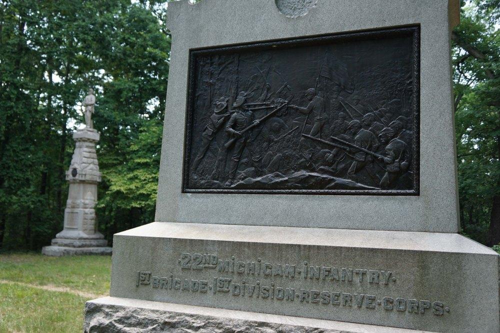 22nd Michigan Infantry Regiment