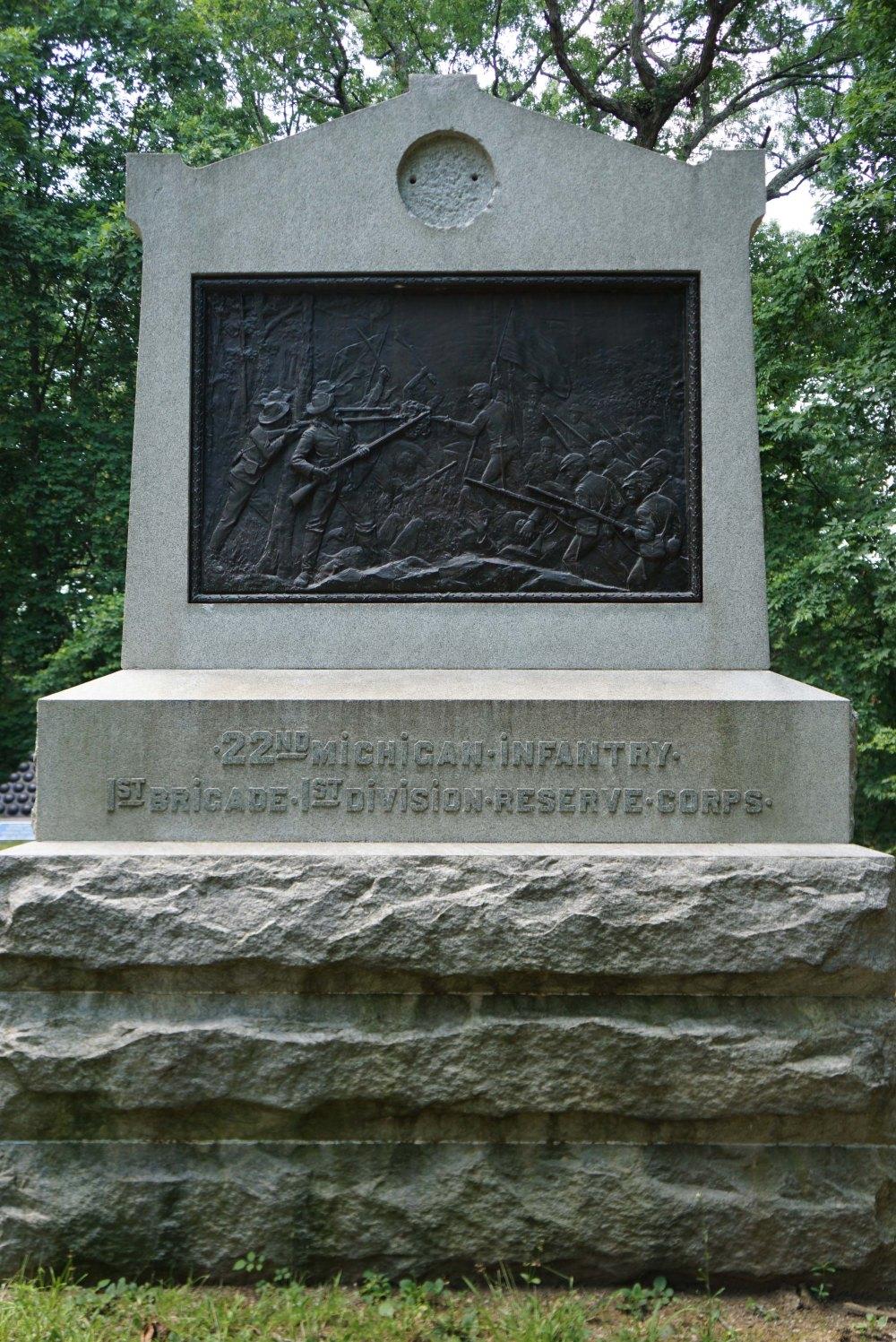 22nd Michigan Infantry Regiment2