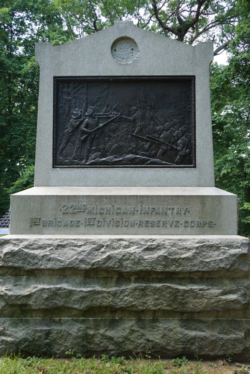22nd Michigan Infantry Regiment2