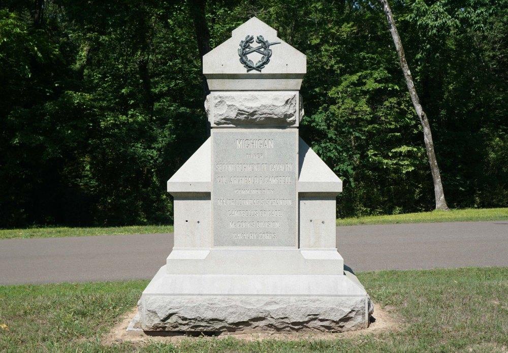 2nd Michigan Cavalry
