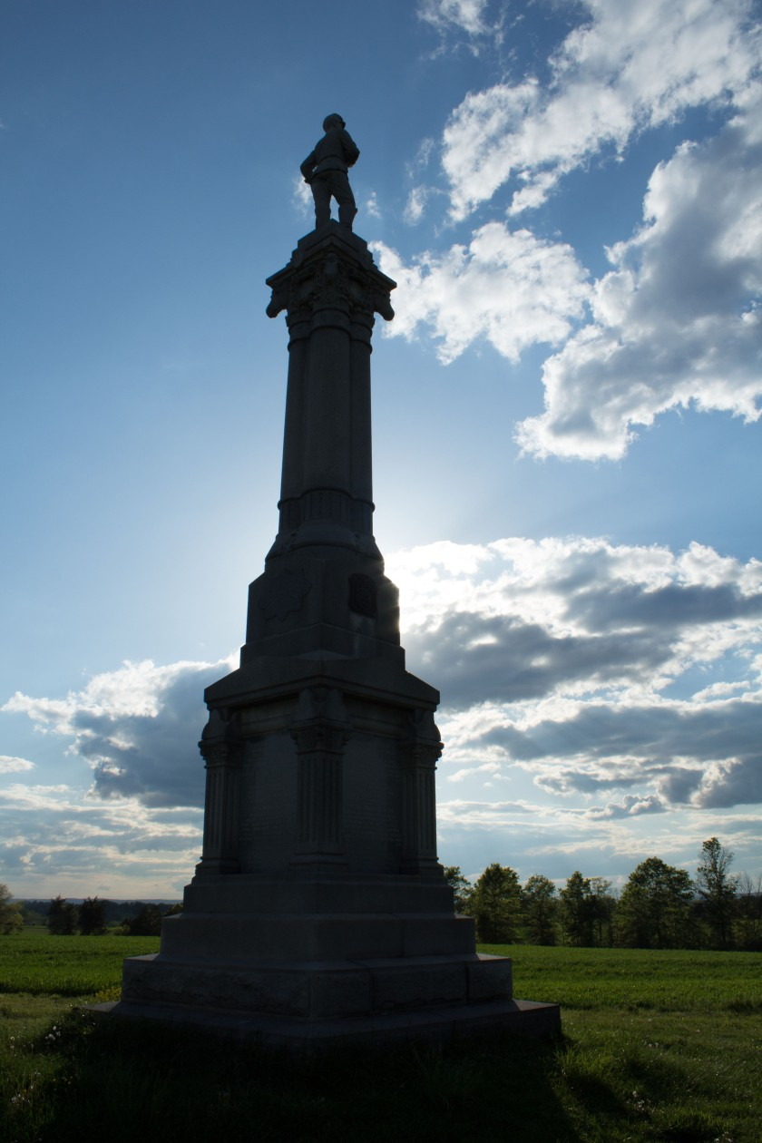 michigan-cavalry-monument