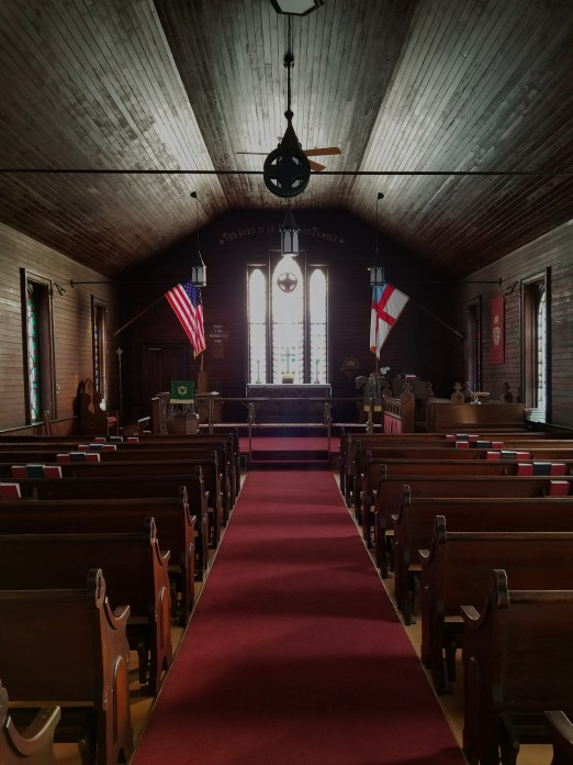 Trinity sanctuary