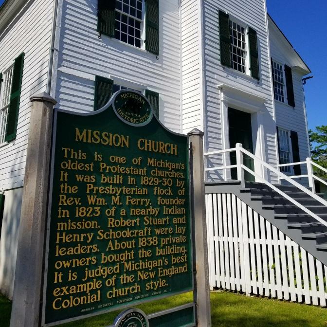 Mission Church description